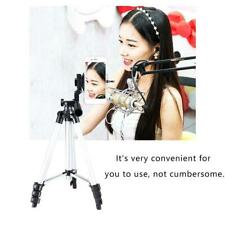 1x Universal Tripod Stands Holder Mount For iPhone Phone Camera Ring Lght Webcam