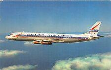 B57217 airplains avions Delta DC8 Jetliners