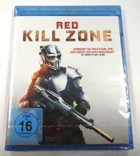Red Kill Zone - SciFi Action Blu-Ray - 2015 - NEU