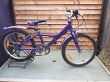 Giant Taffy Girls Mountain Bike  20 Wheel Alloy  Frame 5 Speed Ref1281b
