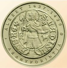 Hungary 2000 forint 2018 The Gold Florin of Albert Habsburg BU