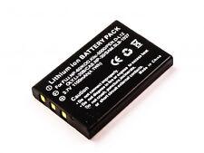 Batería de repuesto cga-s302a/1b/np-60/vw-vba20 /L1812A/db-40/q2232-80001