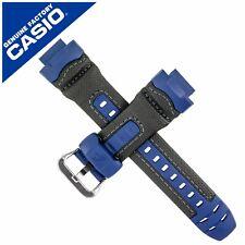 Casio Véritable Casio Bracelet De Montre Bande Pour G-7710RL-2V G-7710 G7710RL G7710 Bleu