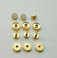 Trumpet Gold-Plate Trim Kit (12 Pcs) for fits Bach Stradivarius Trumpets
