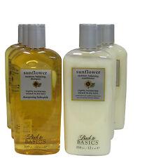 Back to Basics Sunflower Balancing Shampoo & Conditioner lot of 3 Duo Sets