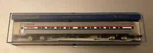 Bachmann N Scale Amtrak 85' Budd Amfleet Coach Lighted 53-1022-05