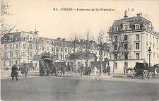 CPA 75 PARIS VIIIe CASERNE DE LA PEPINIERE
