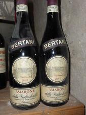 Amarone Bertani 2001 Super Tuscan