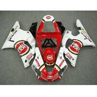 Lucky ABS Plastic Fairing Bodywork Set For Yamaha YZF R1 YZF-R1 1000 2000 2001