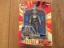 Dr Who Action Figure Cyberman BNIB