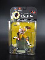 Clinton Portis Washington Redskins McFarlane Football Figur NFL Wave 3