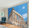 3D Ancient Rome Blockout Photo Curtain Printing Curtains Drapes Fabric Window AU