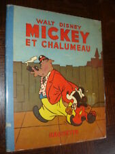 MICKEY ET CHALUMEAU - Walt Disney 1940