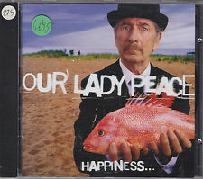 OUR LADY PEACE - happiness.... CD