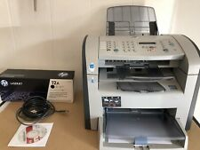 HP LaserJet 3050 All-In-One Laser Printer w/Cable, Power Cord and New Ink.