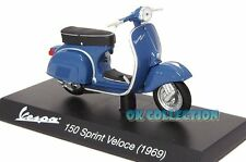 1:18 Vespa Collection Fabbri_ 150 Sprint Veloce del 1969 _(21)