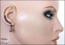 Crystal Cuff Fashion Earrings