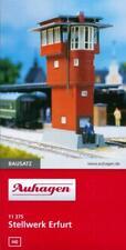 "Auhagen 11375 H0 - Stellwerk "" Erfurt "" NEU & OvP"