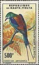 Timbre Oiseaux Haute Volta PA20 ** lot 17145