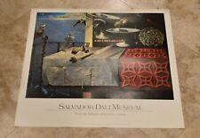 Vintage 1970 David Maenza Florida Poster Still in Factory packaging