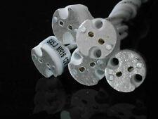 10 x Halogen LED G4/G5,3/G6,35 Fassung 12Volt Keramik für Einbaustrahler #35