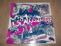 "RITZUN RATZUN ROTZER * SCREECHING HELL ON VINYL * 12"" ROCK VINYL EX/EX 1987"