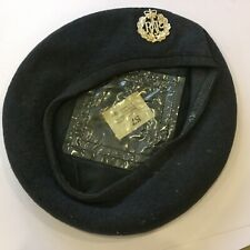 RAF BERET WITH BADGE - SIZE 57