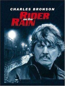 Rider on the Rain DVD Charles Bronson New and Sealed Australia