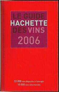 Guide Hachette des vins 2006