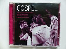 CD Album Compil gospel GOLDEN GATE MARION WILLIAMS MAHALIA JACKSON 487840 2
