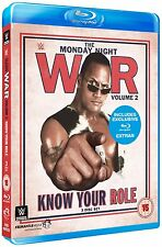 WWE Monday Night War Vol. 2 - Know Your Role 3er [Blu-ray] NEU WCW DX nWo Volume