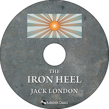 The Iron Heel by Jack London - Unabridged MP3 CD Audiobook in paper sleeve