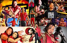 Shinsuke Nakamura (WWE) Collage Poster
