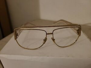 VINTAGE LOUIS VUITTON FASHION EYEGLASS FRAMES HAND MADE IN ITALY
