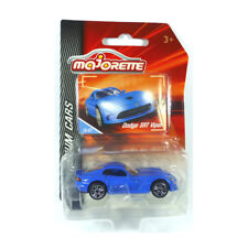 Majorette 212052792 Dodge SRT Viper Blue - Premium Cars 3 Inch NEW !°