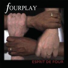 Fourplay:  Esprit De Four Jazz Rock/Fusion (CD 2012)