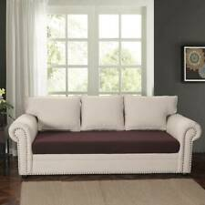 Sofa Seat Covers 1/2/3/4 Couch Slipcover Cushion Elastic Knitted Protector hh
