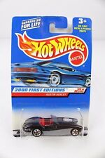2000 Hot Wheels AUSTIN HEALEY GRAY Sides First Editions #092 DD5 Wheel
