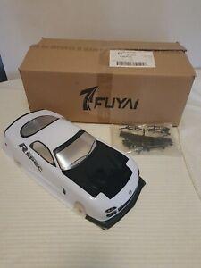 Fuyai 1/10th Rc Bodyshell Mazda Rx7 R Spec