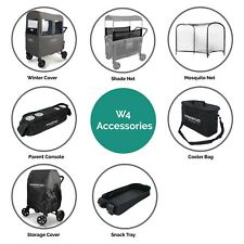 WonderFold Wagon W-Series and X-Series Complete Accessories List