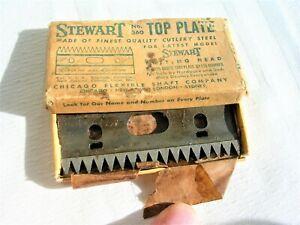 STEWART #360 TOP PLATE CUTTING HEAD