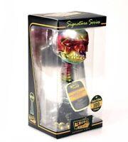 """Ron English 8"""" Star Skull Walking Stick Popaganda Hikari Limited Edition /300"""
