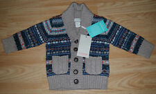 Monsoon cardigan for boy 3-6 months
