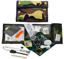 BRITISH SF SAS NATO BCB ADVANCED SURVIVAL SYSTEM KIT+POUCH =GO PACK + COMBAT TIN
