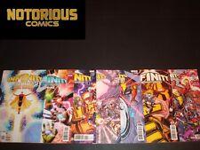 Infinity Countdown 1-5 Adam Warlock Prime Complete Comic Lot Run Set Marvel