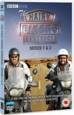 The Hairy Biker's Cook Book Complete Season 1 2 Series Bikers New Region 4 DVD