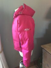 MOUNTAIN DEGRE 7 Down Puffer Jacket Feather Padded Ski Coat