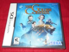THE GOLDEN COMPASS  NINTENDO DS  FACTORY SEALED!!!  L@@K!!!  FREE SHIPPING!!!