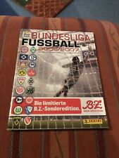 Panini Fussball Bundesliga 2006/2007 Leeralbum BZ Sonderedition