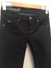 Armani Exchange Dark Blue J11 Skinny Jeans Size 24 Au 6 NEW